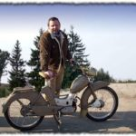 pierwszy motorower